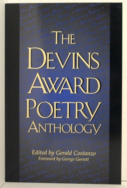 Image for The Devins Award Poetry Anthology