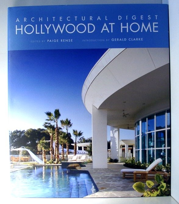 Image for Architectural Digest -- Hollywood At Home