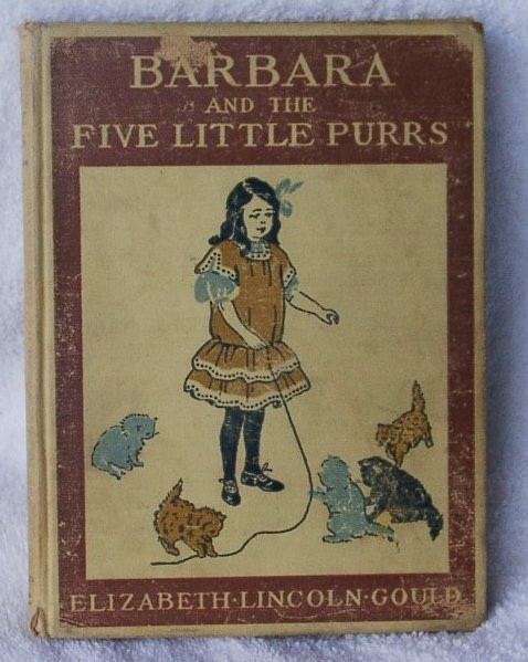 Image for Barbara and the Five Little Purrs