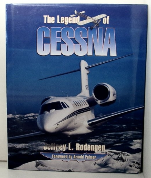 Image for The Legend of Cessna