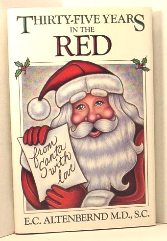 Image for Thirty-Five Years in the Red. from Santa with Love.