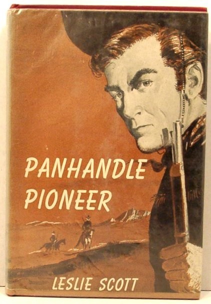 Image for Panhandle Pioneer
