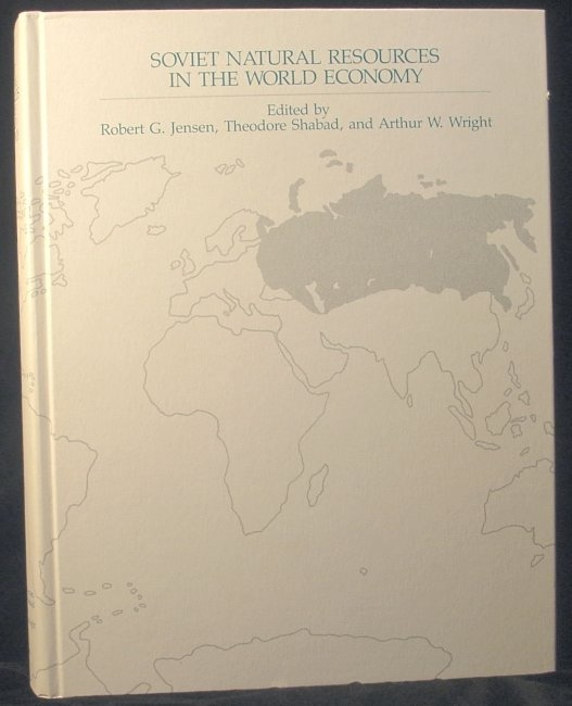 Image for Soviet Natural Resources in the World Economy