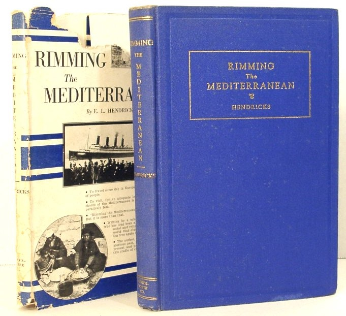 Image for Rimming the Mediterranean