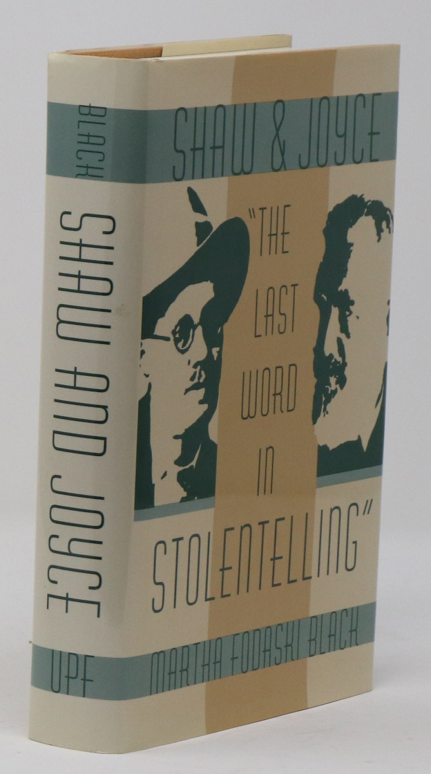 "Image for Shaw and Joyce: ""The Last Word in Stolentelling"""