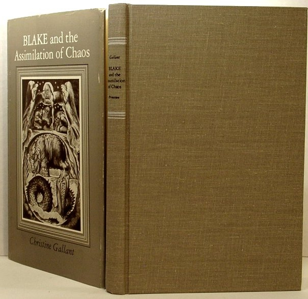 Image for Blake and the Assimilation of Chaos