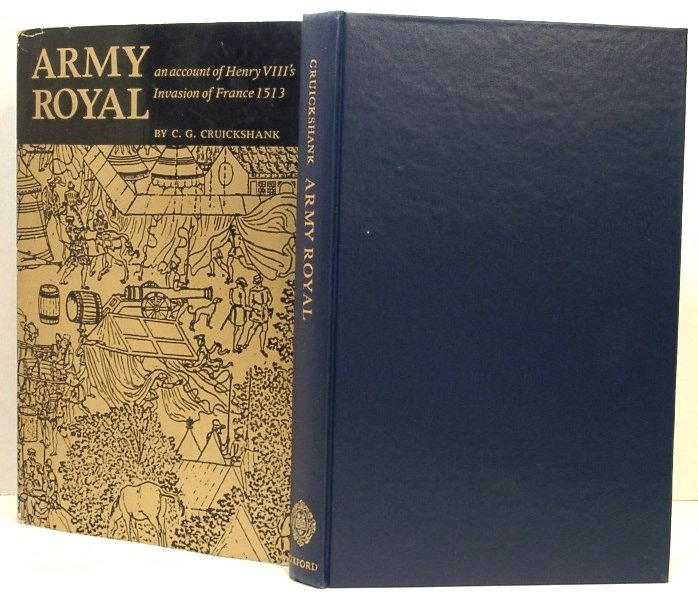 Image for Army Royal; Henry Viii's Invasion of France 1513