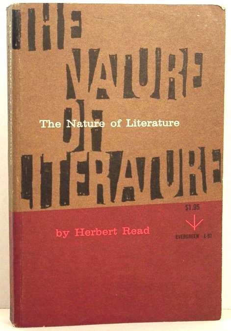 Image for The Nature of Literature