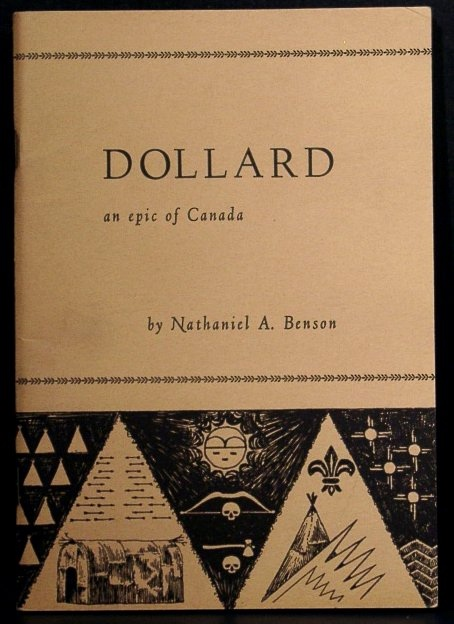 Image for Dollard: an Epic of Canada