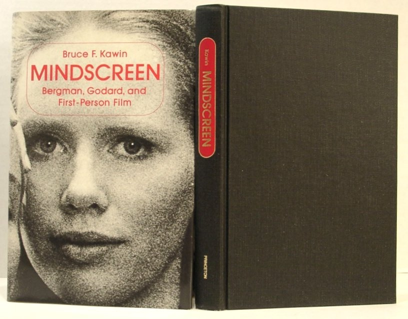Image for Mindscreen: Bergman, Goddard, and First-Person Film