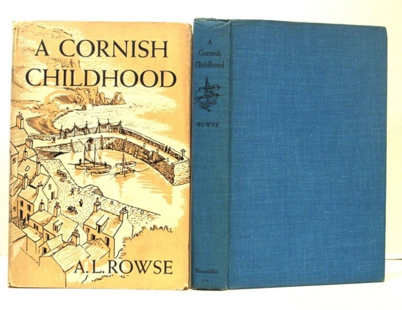 Image for A Cornish Childhood. Autobiography of a Cornishman