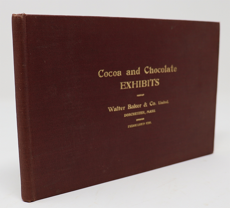 Image for Description of the Educational Exhibit of Cocoa and Chocolate