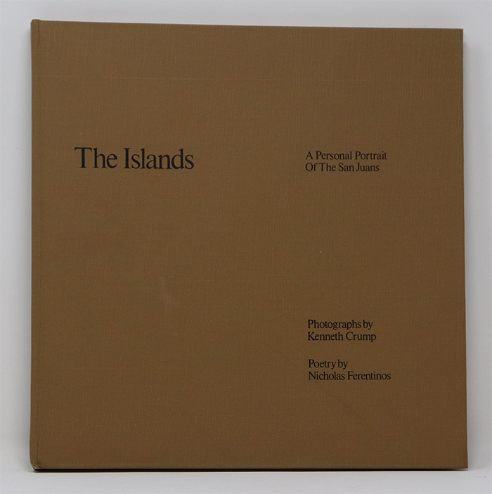 Image for The Islands: a Personal Portrait of the San Juans