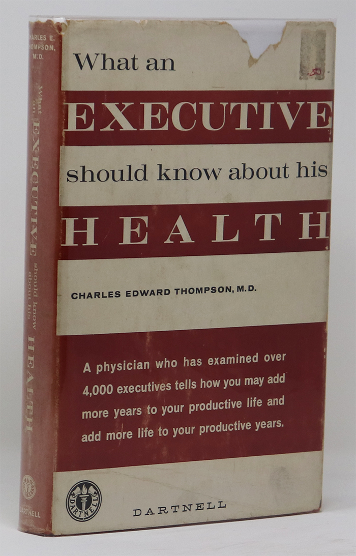 Image for What an Executive Should Know about His Health